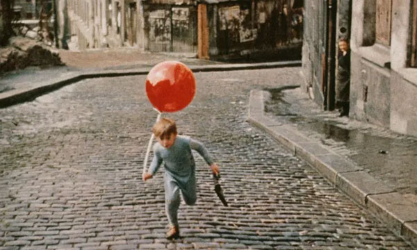 Pascal Lamorisse trong The Red Balloon.