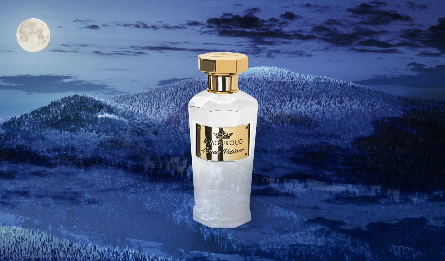 Lunar Vetiver của Amouroud.