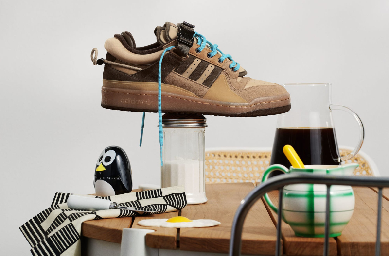adidas Forum Buckle 84 Low The First Café
