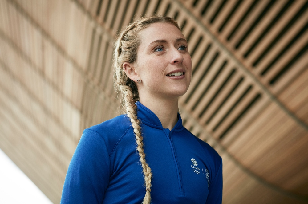 Laura Kenny tham gia olympic 2020