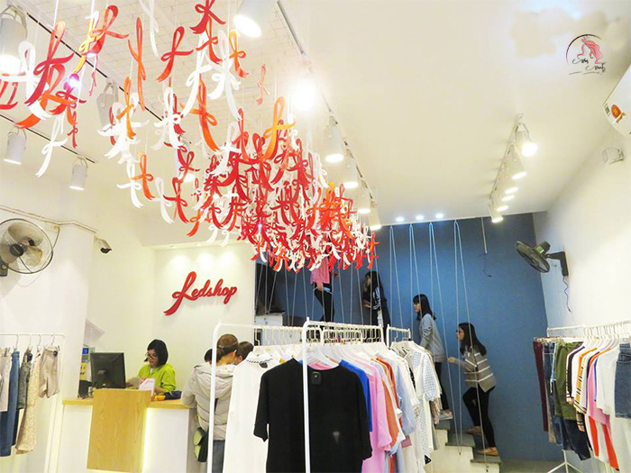 Red Shop